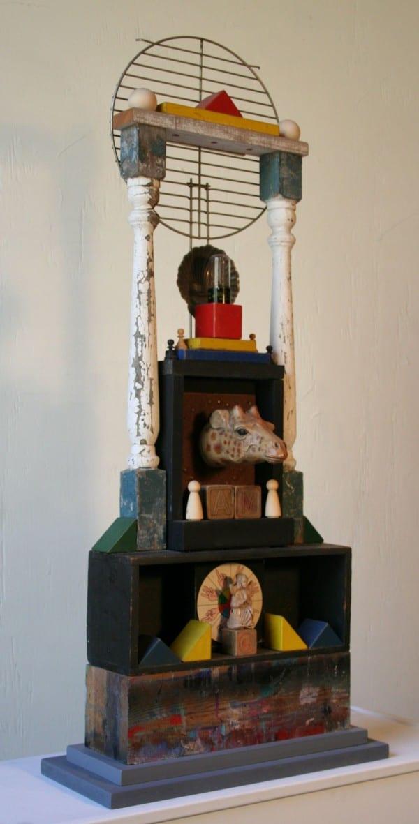 Animal Shrine   Sculpture by Tom Potocki Fine Arts   Charleston, SC