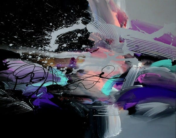Dark Matter | Painting by Tom Potocki Fine Arts | Charleston, SC