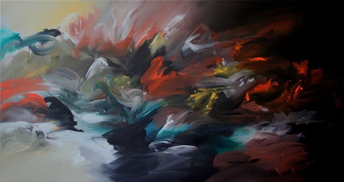 Dark Tide 33 x 62
