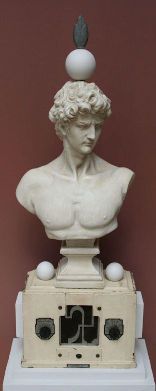 David   Sculpture by Tom Potocki Fine Arts   Charleston, SC