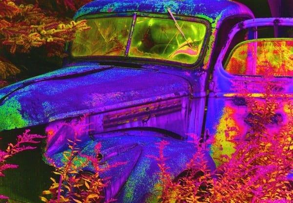 Dodge Truck | Photography by Tom Potocki Fine Arts | Charleston, SC