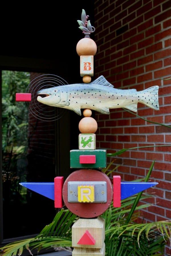 Fishtale   Sculpture by Tom Potocki Fine Arts   Charleston, SC