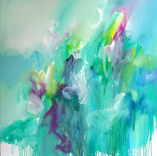 Garden Escape | Painting by Tom Potocki Fine Arts | Charleston, SC