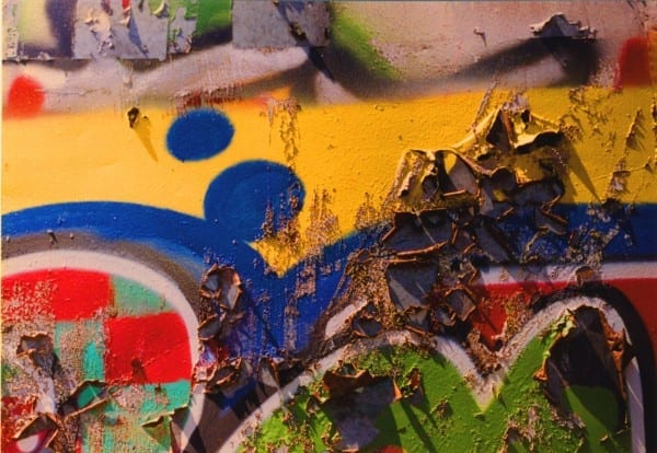 Graffiti Wall 2 | Photography by Tom Potocki Fine Arts | Charleston, SC