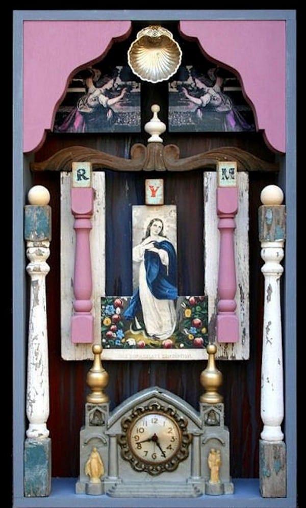 Portable Altar   Sculpture by Tom Potocki Fine Arts   Charleston, SC
