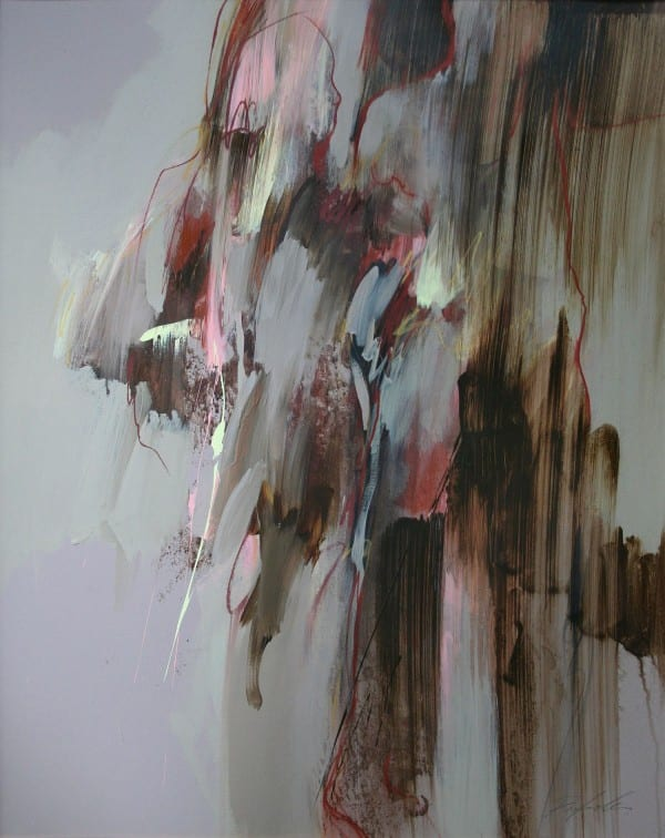 Two Figures | Drawing by Tom Potocki Fine Arts | Charleston, SC