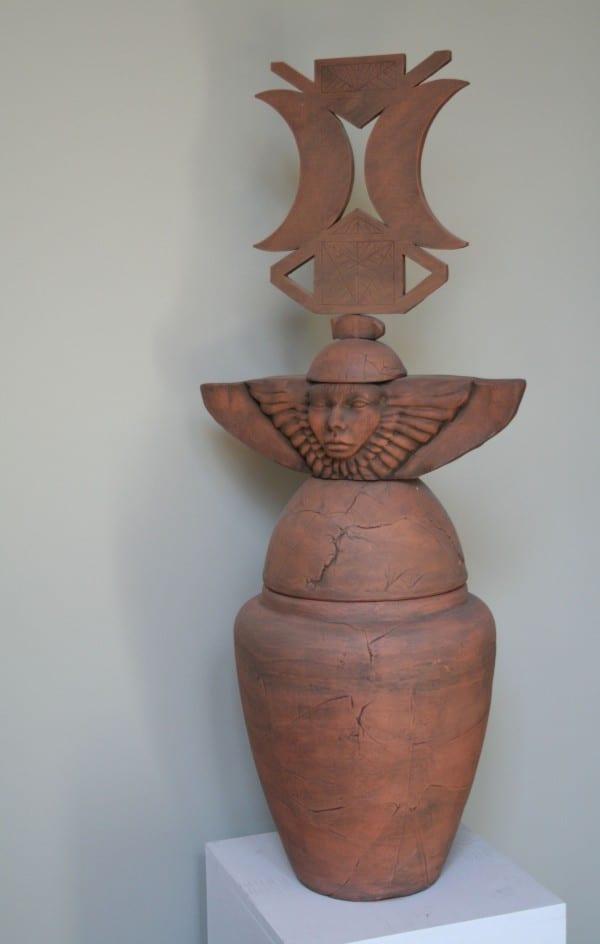 Urn   Sculpture by Tom Potocki Fine Arts   Charleston, SC