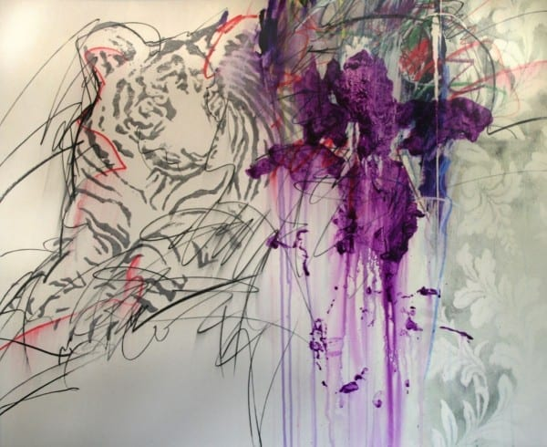 Wild Illusion | Drawing by Tom Potocki Fine Arts | Charleston, SC