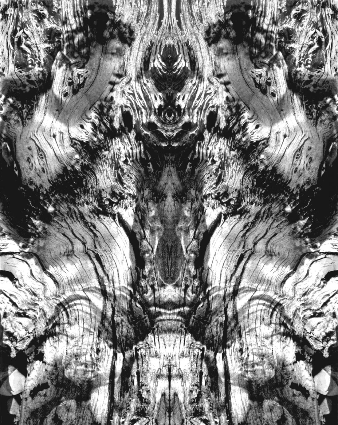 Mirrorman 16 x 20