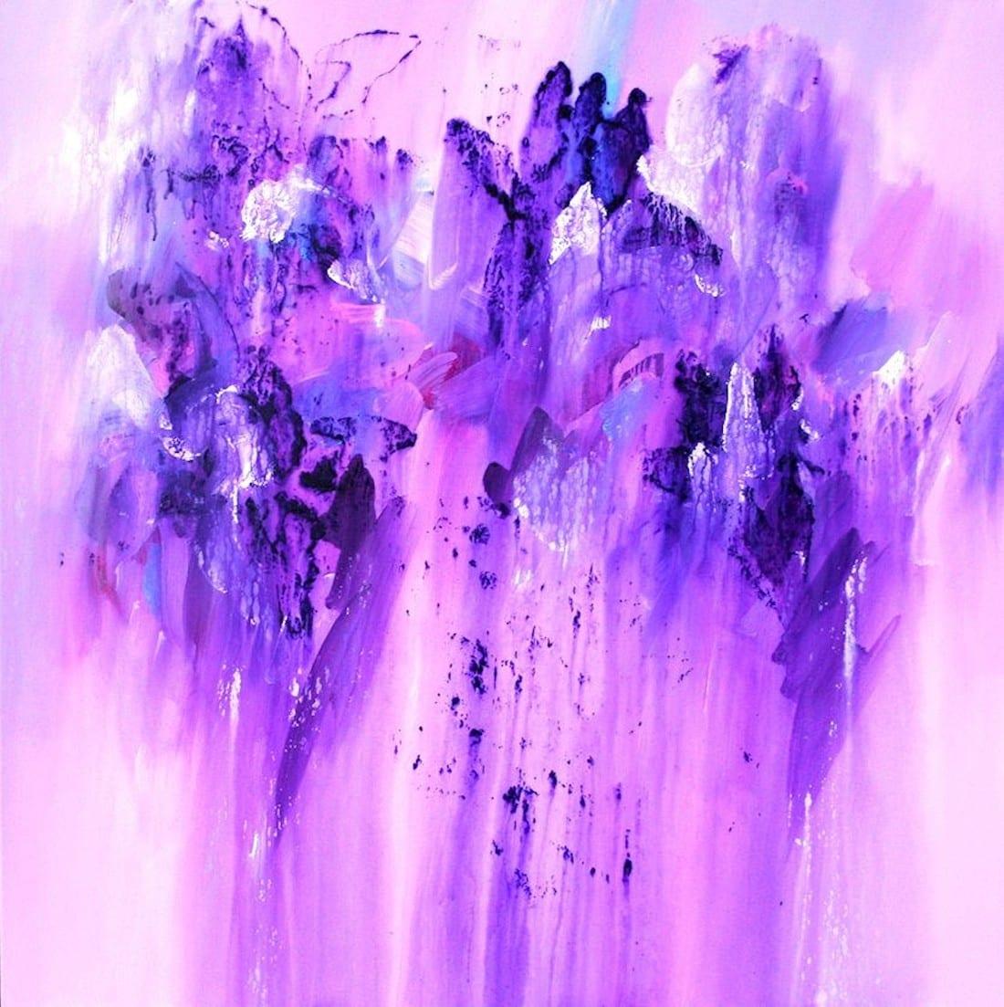 Rain Dance 48 x 48