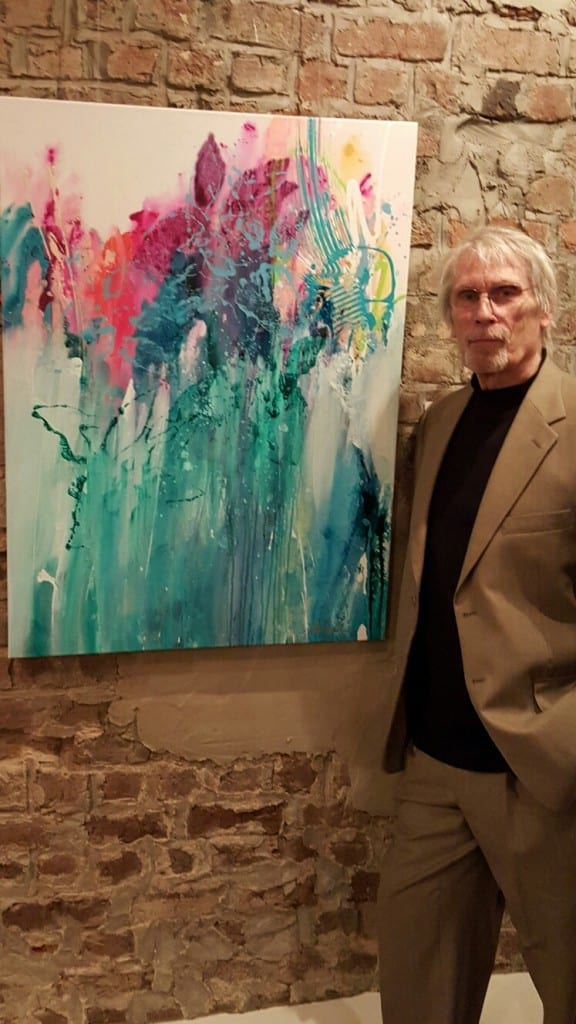 Tom Potocki with Reckless Abandon