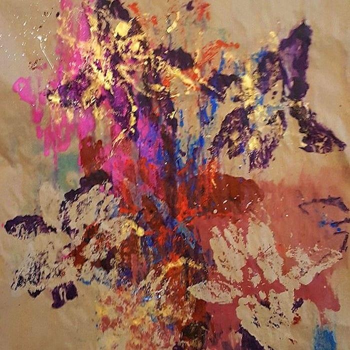 collage, art, contemporary art
