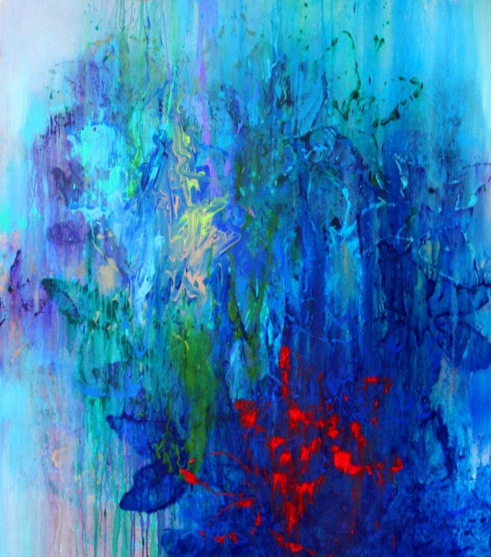 Cobalt Dream 40 x 48