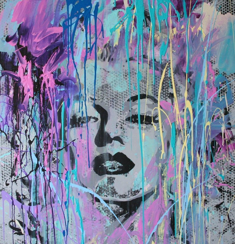 Marilyn 44 x 46