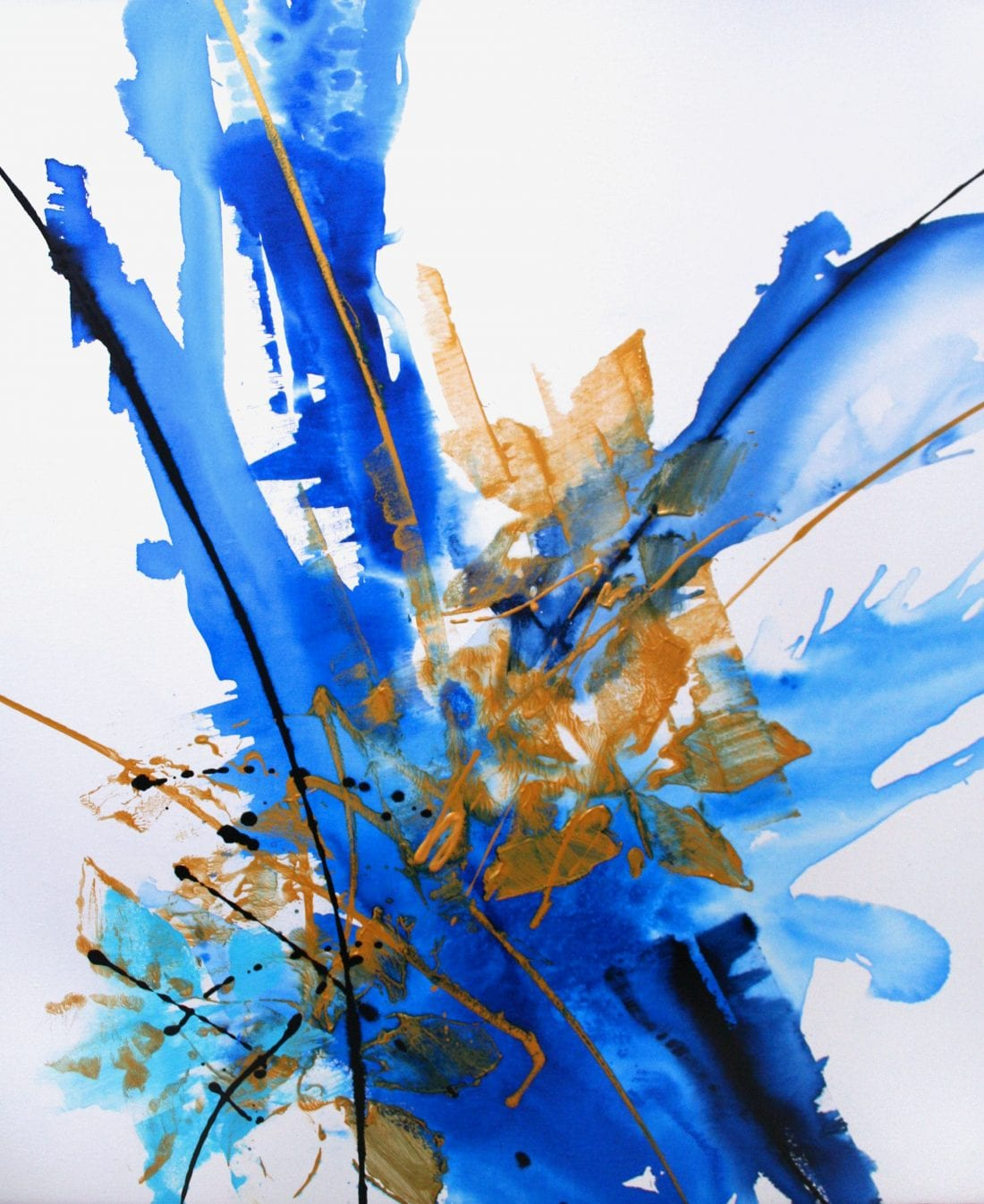 Into the Blue 42 x 50