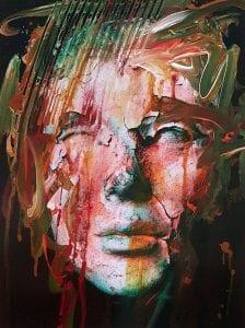 Charleston SC abstract art