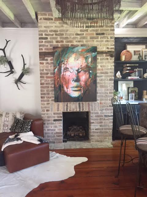 Charleston SC abstract contemporary art